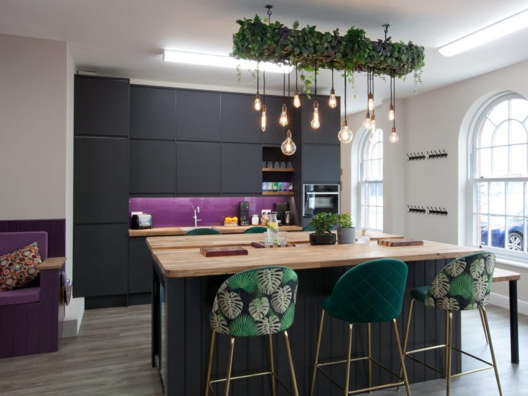 Co-working office space Dorset